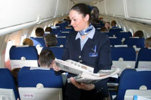 Duties Of Cabin Crew